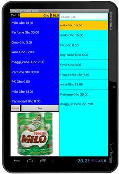 mPOS screenshot 5