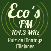 Ecos FM - Ruiz de Montoya icon