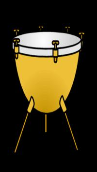 percussion musical instruments apk screenshot
