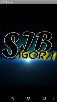 Sjb Agora poster