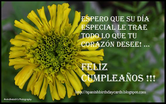 Spanish Birthday Cards Apk Download Free Personalization App For