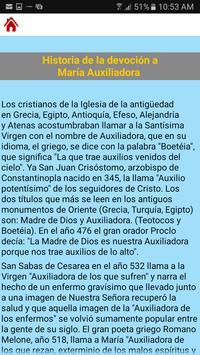 Novena a María Auxiliadora screenshot 5