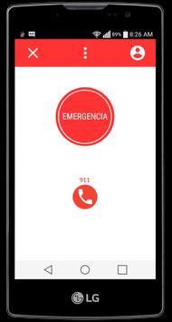 Rescatame-911 poster