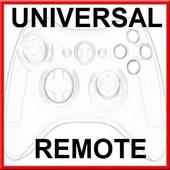 Universal Remote console joke icon