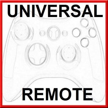 Universal Remote console joke apk screenshot