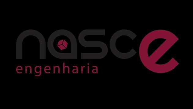 Lixeira NASCE poster
