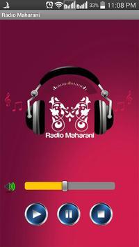Radio Maharani poster