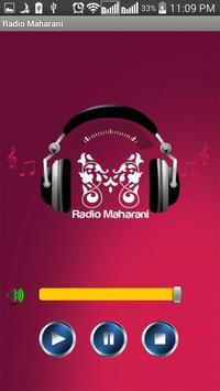 Radio Maharani screenshot 1