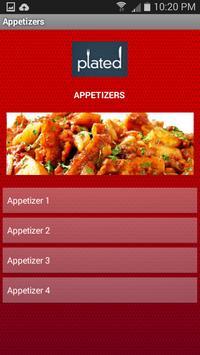 Restaurant Demo screenshot 2