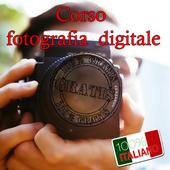 Corso di fotografia digitale icon