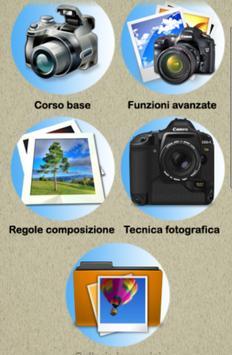 Corso di fotografia digitale apk screenshot