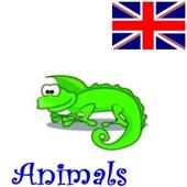 Animales en Ingles icon