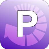 Pressure converter icon