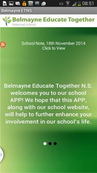 Belmayne ETNS poster