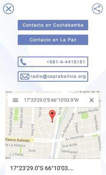 Radio Cepra screenshot 1