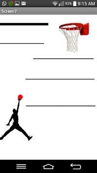 The basketball app apk screenshot