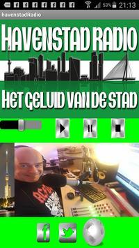 Havenstadradio poster