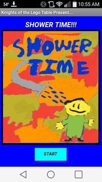 Shower Time! poster