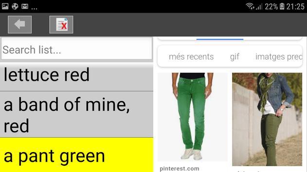 Veu a veu. apk screenshot