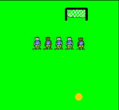 Mini Futebol poster