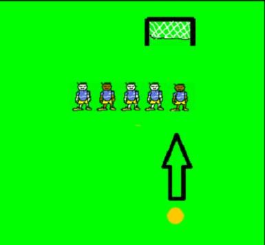 Mini Futebol screenshot 1