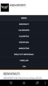 +Sport! screenshot 1