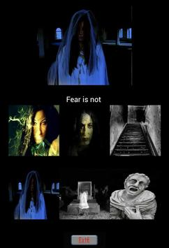 The Sound of fear screenshot 3