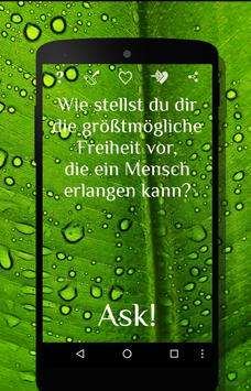 Ask! poster
