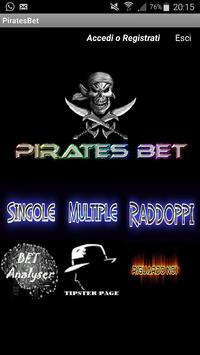 PiratesBet apk screenshot