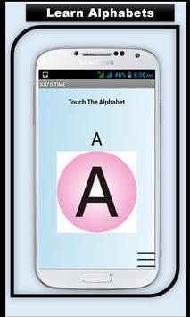 123 ABC Kids Learning apk screenshot