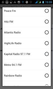 ThatRadio screenshot 2
