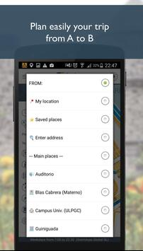 BusApp | Las Palmas by Bus apk screenshot