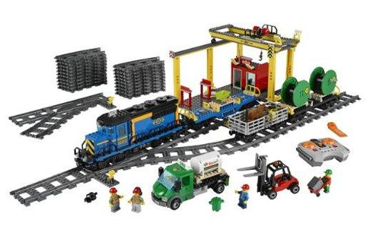 Train Toys poster