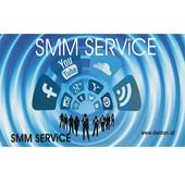 Smm service car finder icon