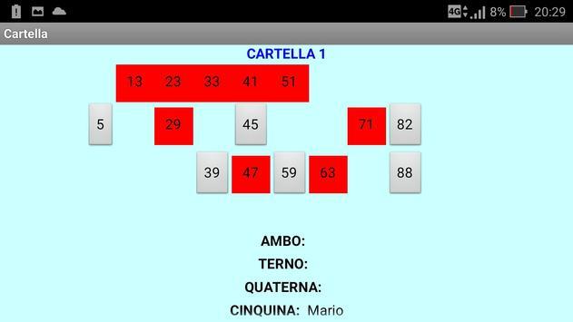 Tombola screenshot 5