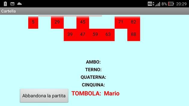 Tombola screenshot 7