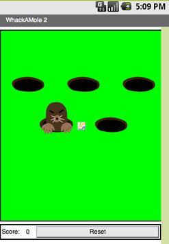 Whack-a-Mole screenshot 1