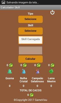 Calculador Skill apk screenshot
