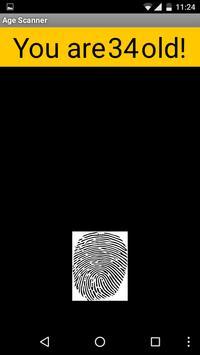 Age Scanner screenshot 5