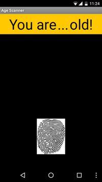 Age Scanner screenshot 3