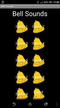 Bell Sounds Simulator screenshot 1