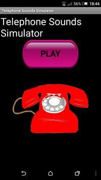 Telephone Sounds Simulator apk screenshot
