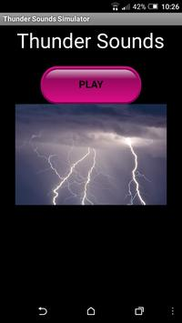 Thunder Sounds Simulator screenshot 4
