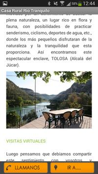 Casa Rural Rio Tranquilo screenshot 4
