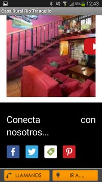 Casa Rural Rio Tranquilo screenshot 2
