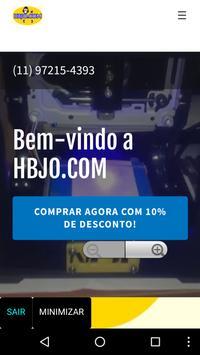 HBJO COMPRAS poster