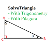 SolveTriangle and MathSolver icon