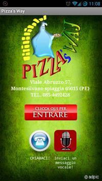 Pizza's Way apk screenshot