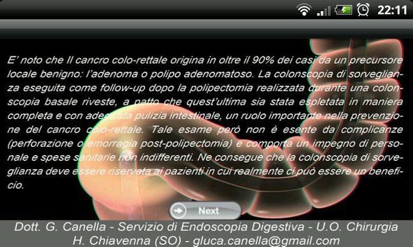 Colonscopia di Sorveglianza screenshot 1