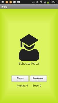 Educa Fácil poster